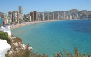 playa-levante-benidorm