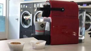 autoservicio lavanderia