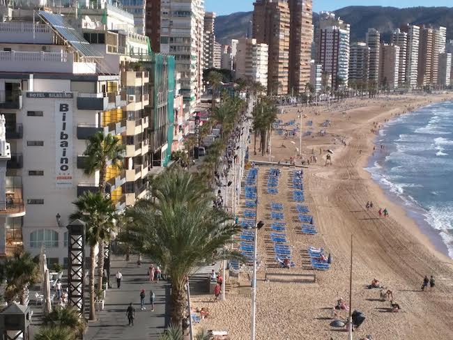 Hotel Playa Levante Benidorm Bilbaino