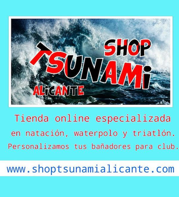 tienda natación online