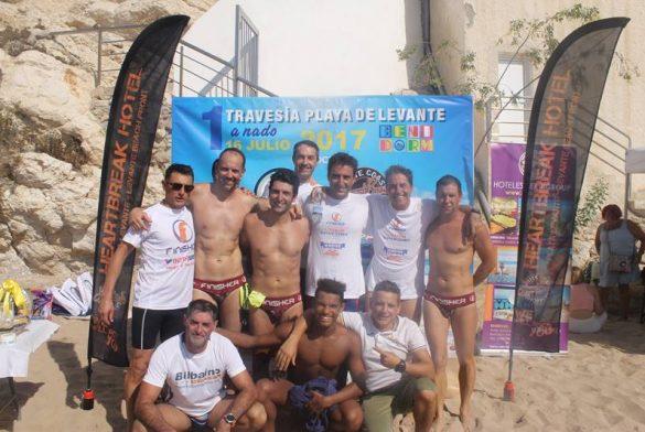 Fotos Travesía Benidorm Playa Levante 2017