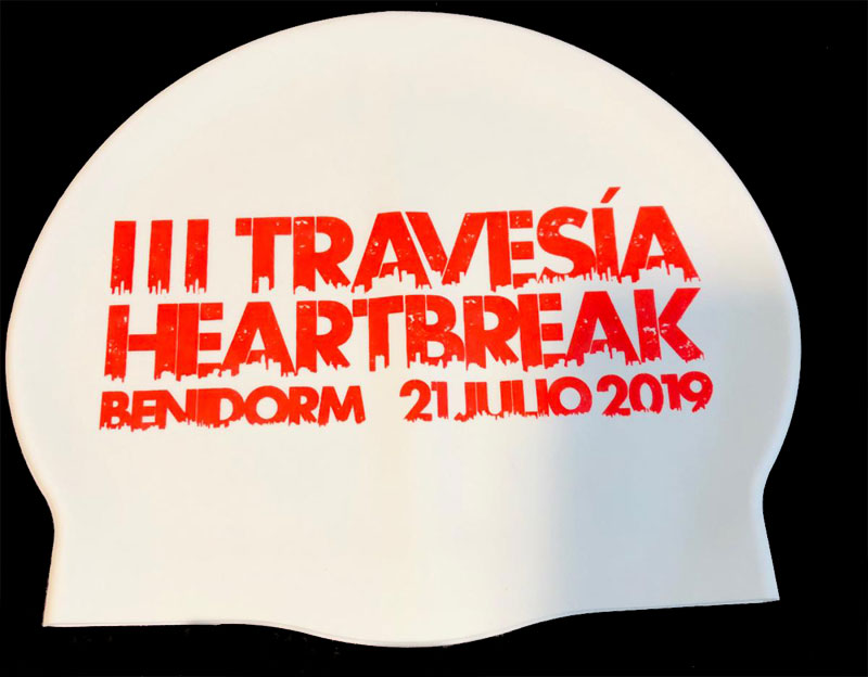 gorro travesia benidorm heartbreak