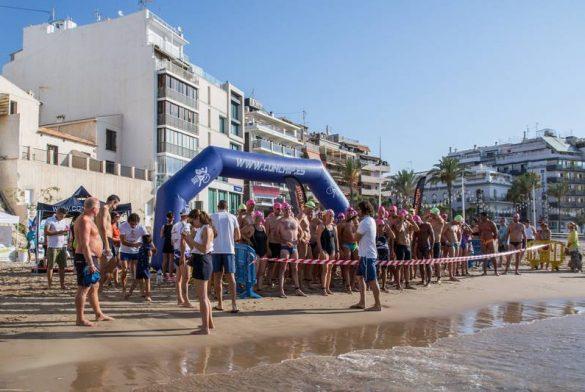 Mas Fotos Travesía Benidorm Playa Levante 2017