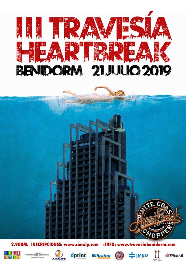 Fotos III Travesía Heartbreak Benidorm 2019 by Fabian
